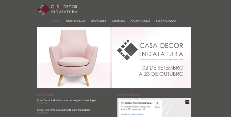 Casa Decor Indaiatuba 2016