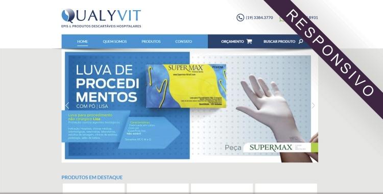 Qualyvit Descartáveis Hospitalares