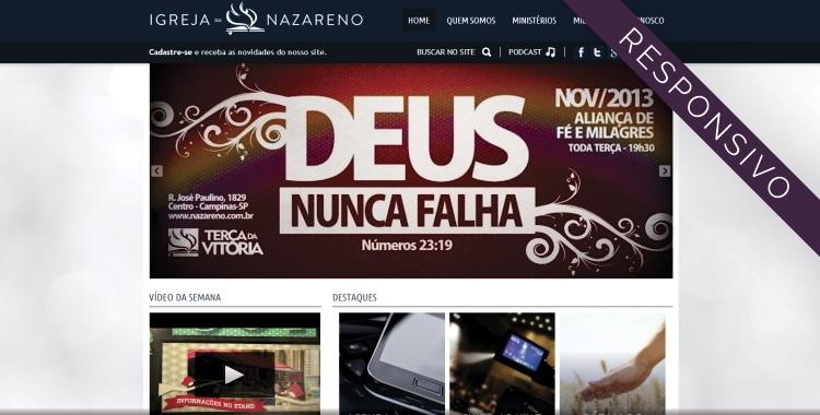 Igreja do Nazareno | 2014