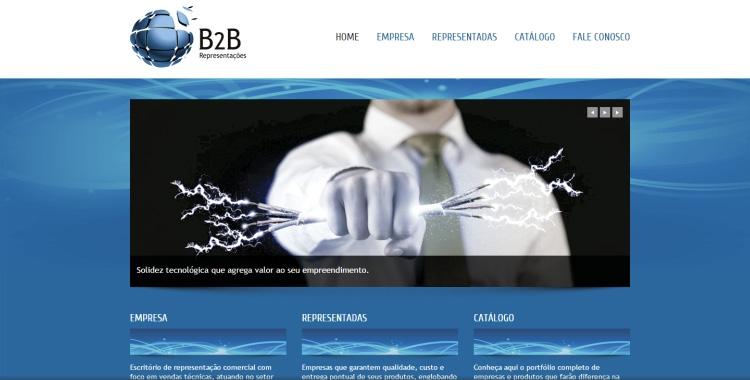 B2B Representações