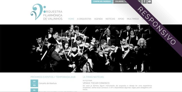 Orquestra Filarmônica de Valinhos