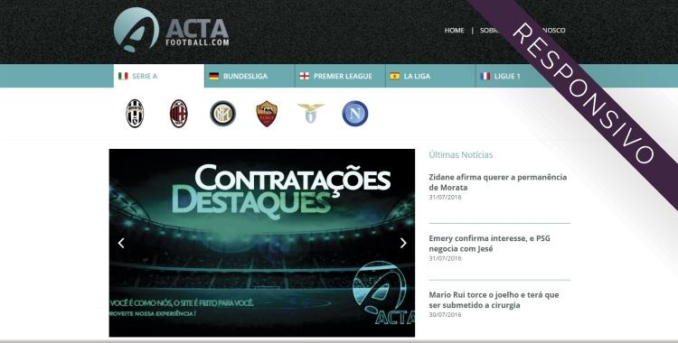 Acta  Football